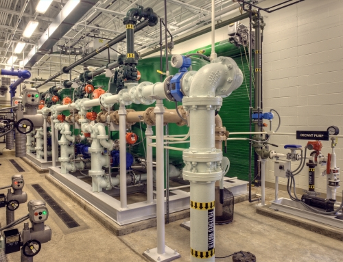 New Water Treatment Plant, Indian Lake, NY