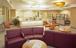 St. Peter's Hospital - Cancer Care Center Additions & Renovations U.W. Marx Construction