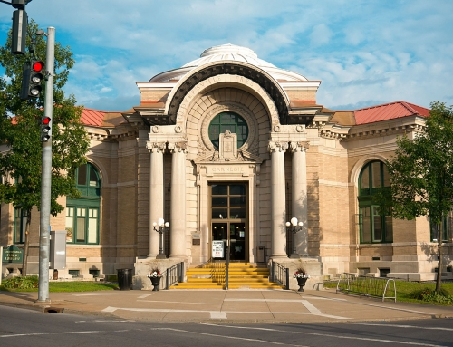 Gloversville Public Library – Carnegie Library Rehabilitation