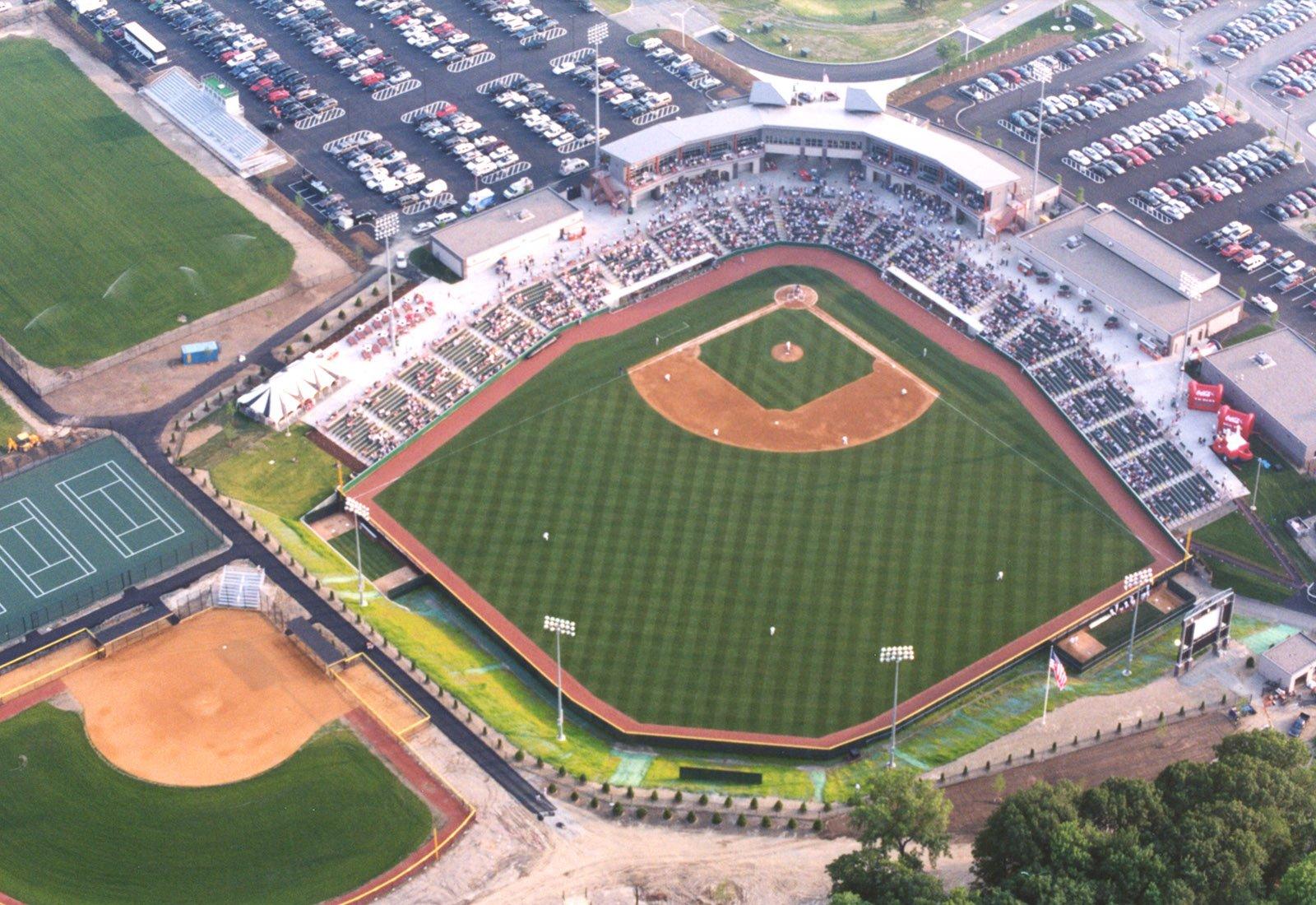 Hudson Valley Community College - Design-Build New Joseph L. Bruno Stadium