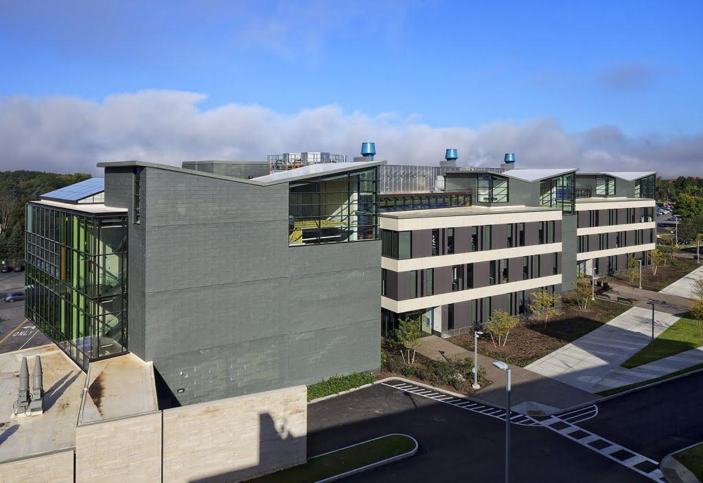 HVCC New Science Center Construction Management Project - U.W Marx