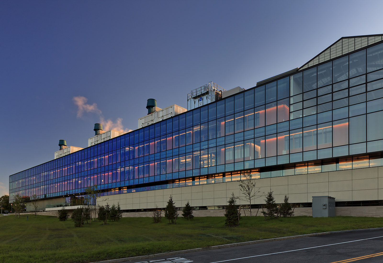 New Science Center Construction Project, Hudson Valley Community College U.W. Marx