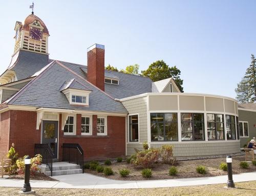 Additions and Renovations, Moffat Library at Washingtonville