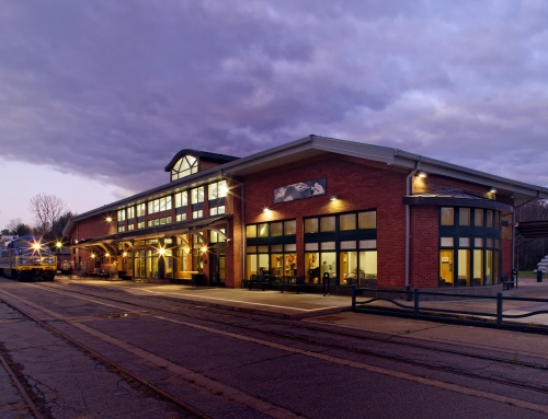 Capital District Transportation Authority – New Saratoga Springs Rail Station